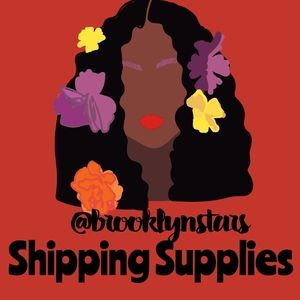 Shipping supplies - polymailers, stickers